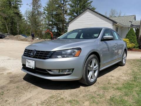 2013 Volkswagen Passat for sale at Williston Economy Motors in Williston VT