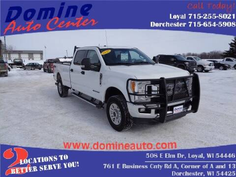 2017 Ford F-350 Super Duty for sale at Domine Auto Center - commercial vehicles in Loyal WI