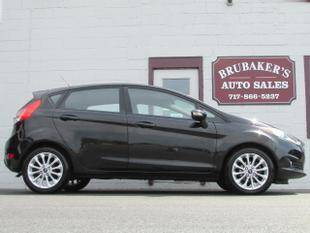 2014 Ford Fiesta for sale at Brubakers Auto Sales in Myerstown PA