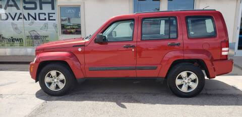2010 Jeep Liberty for sale at HomeTown Motors in Gillette WY