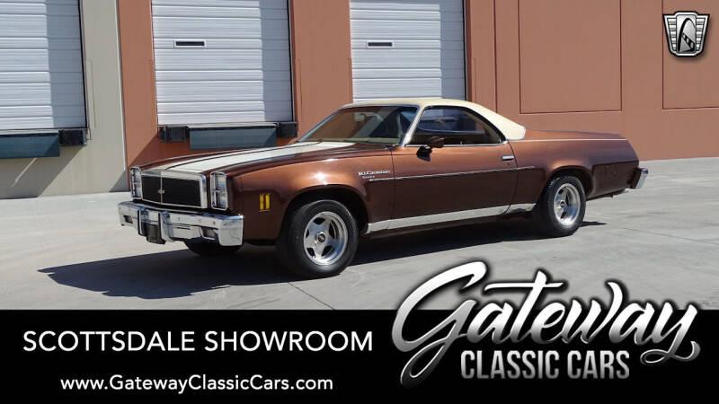 1976 Chevrolet El Camino for sale in Deer Valley, AZ