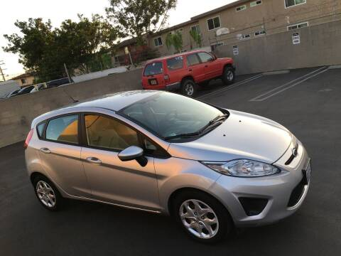 2012 Ford Fiesta for sale at American Wholesalers in Huntington Beach CA
