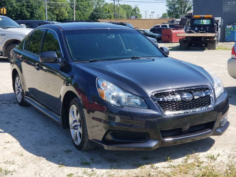 2013 Subaru Legacy for sale at D & D All American Auto Sales in Mt Clemens MI