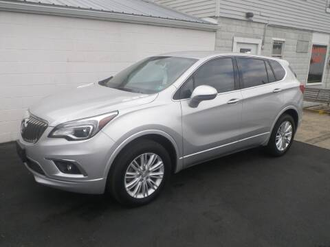 2017 Buick Envision for sale at VICTORY AUTO in Lewistown PA