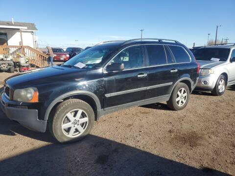 2006 Volvo XC90 for sale at PYRAMID MOTORS - Fountain Lot in Fountain CO