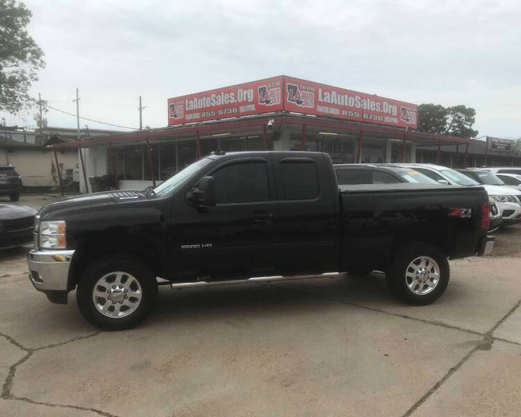 2011 Chevrolet Silverado 2500HD for sale in Monroe, LA