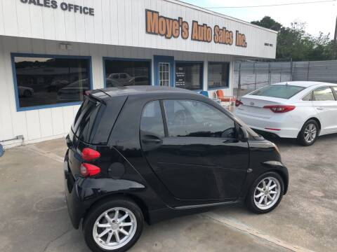 2008 Smart fortwo for sale at Moye's Auto Sales Inc. in Leesburg FL