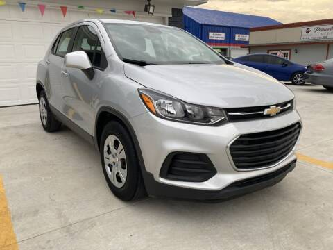 2017 Chevrolet Trax for sale at Princeton Motors in Princeton TX