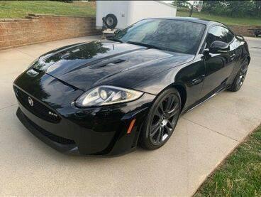 2012 Jaguar XK for sale at Hoyle Auto Sales in Taylorsville NC