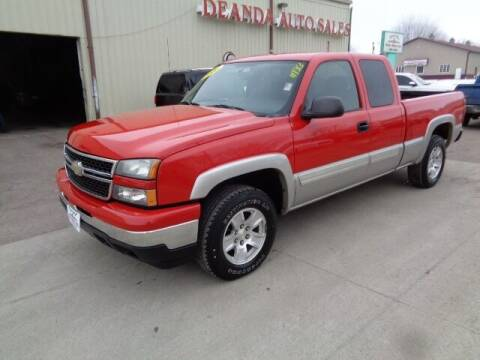 2006 Chevrolet Silverado 1500 for sale at De Anda Auto Sales in Storm Lake IA