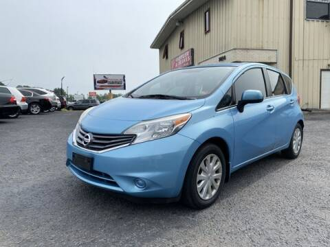 2014 Nissan Versa Note for sale at Premium Auto Collection in Chesapeake VA