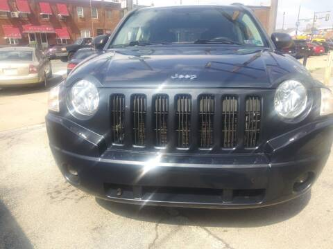 2007 Jeep Compass for sale at K J AUTO SALES in Philadelphia PA