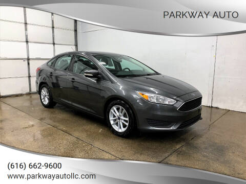 2017 Ford Focus for sale at PARKWAY AUTO in Hudsonville MI