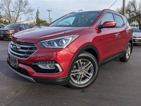 2018 Hyundai Santa Fe Sport for sale at GAHANNA AUTO SALES in Gahanna OH