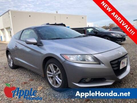 2012 Honda CR-Z for sale at APPLE HONDA in Riverhead NY