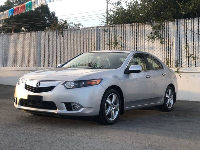 2014 Acura TSX for sale at Car House in San Mateo CA