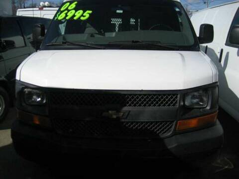 2006 Chevrolet Express Cargo for sale at Auto Towne in Abington MA