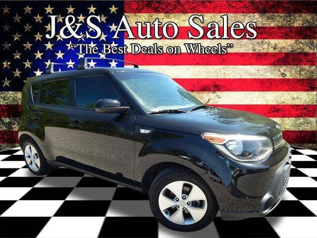 2014 Kia Soul for sale at J & S Auto Sales in Clarksville TN