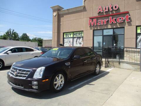 2009 Cadillac STS for sale at Auto Market in Oklahoma City OK