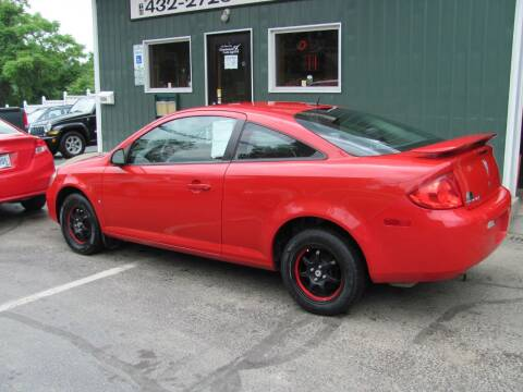 2009 Pontiac G5 for sale at R's First Motor Sales Inc in Cambridge OH