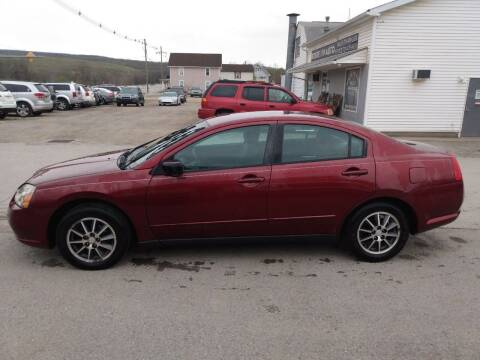 2005 Mitsubishi Galant for sale at ROUTE 119 AUTO SALES & SVC in Homer City PA