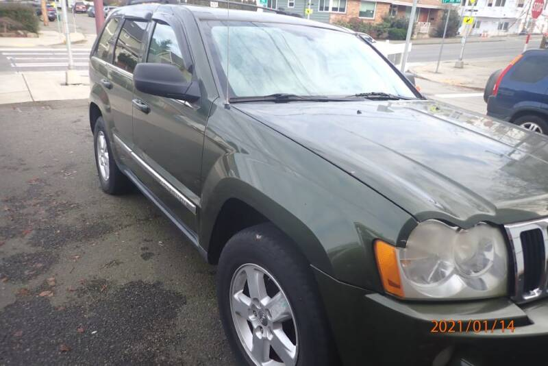2007 Jeep Grand Cherokee for sale at INTEGRITY AUTO SALES LLC in Seattle WA