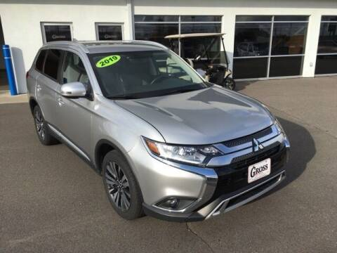 2019 Mitsubishi Outlander for sale at Gross Motors of Marshfield in Marshfield WI