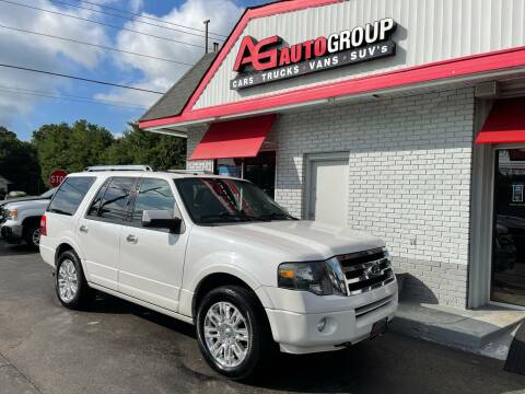 2011 Ford Expedition for sale at AG AUTOGROUP in Vineland NJ