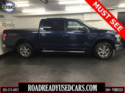 2015 Ford F-150 for sale at Road Ready Used Cars in Ansonia CT