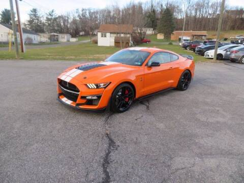 2020 Ford Mustang for sale at DUNCAN SUZUKI in Pulaski VA