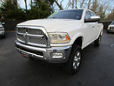 2016 RAM Ram Pickup 2500 for sale at LULAY'S CAR CONNECTION in Salem OR
