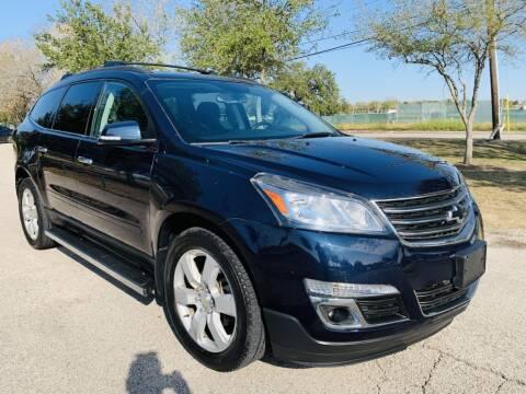 2016 Chevrolet Traverse for sale at Prestige Motor Cars in Houston TX
