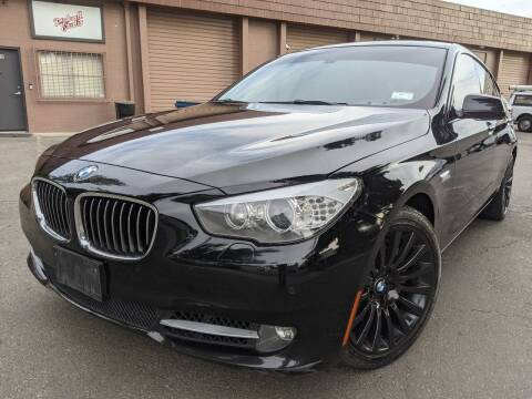 2010 BMW 5 Series for sale at Skye Auto in Fremont CA