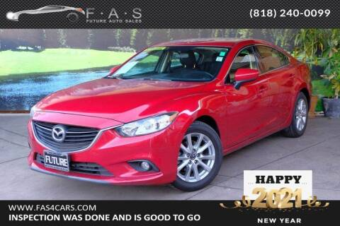 2015 Mazda MAZDA6 for sale at Best Car Buy in Glendale CA