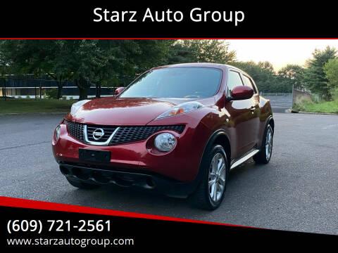 2012 Nissan JUKE for sale at Starz Auto Group in Delran NJ