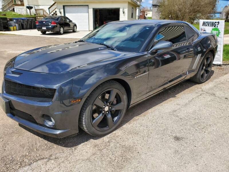 2012 Chevrolet Camaro for sale at JDL Automotive and Detailing in Plymouth WI