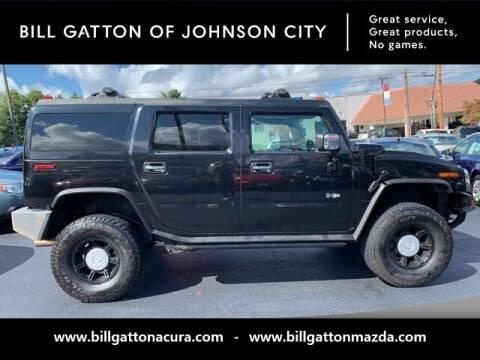 2003 HUMMER H2 for sale at Bill Gatton Used Cars - BILL GATTON ACURA MAZDA in Johnson City TN