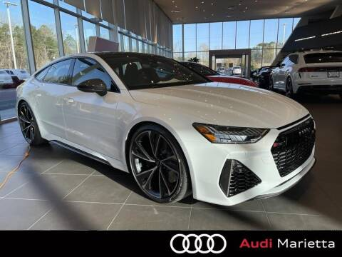2021 Audi RS 7 for sale at CU Carfinders in Norcross GA