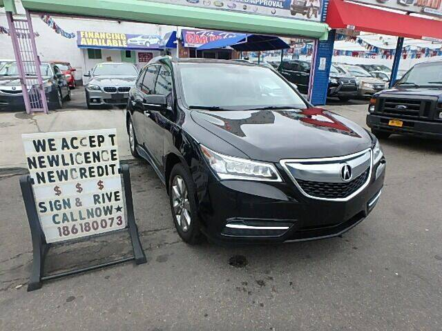 2015 Acura MDX for sale at 4530 Tip Top Car Dealer Inc in Bronx NY