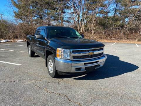 2013 Chevrolet Silverado 1500 for sale at Westford Auto Sales in Westford MA