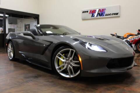 2015 Chevrolet Corvette for sale at Driveline LLC in Jacksonville FL