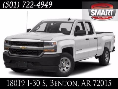 2019 Chevrolet Silverado 1500 LD for sale at Smart Auto Sales of Benton in Benton AR