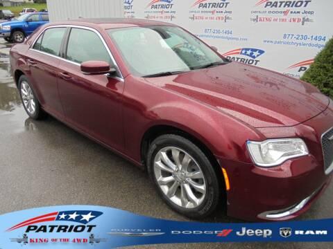 2016 Chrysler 300 for sale at PATRIOT CHRYSLER DODGE JEEP RAM in Oakland MD