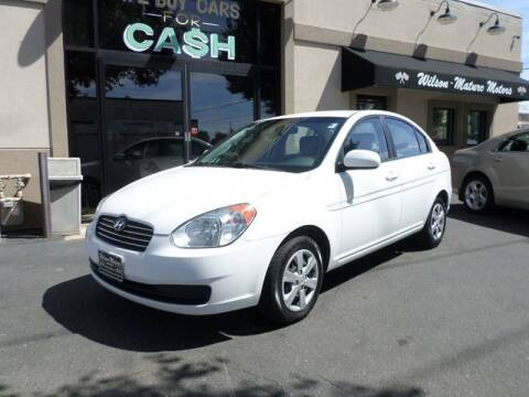 2011 Hyundai Accent for sale at Wilson-Maturo Motors in New Haven Ct CT