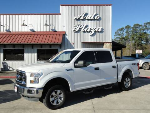 2016 Ford F-150 for sale at Grantz Auto Plaza LLC in Lumberton TX