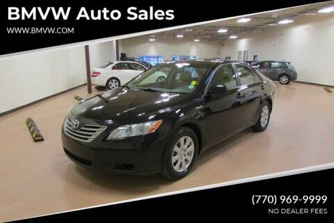 2009 Toyota Camry Hybrid for sale at BMVW Auto Sales - Hybrids in Union City GA