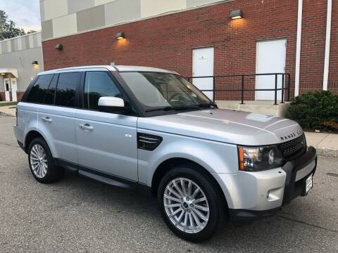 2012 Land Rover Range Rover Sport for sale at Imports Auto Sales Inc. in Paterson NJ