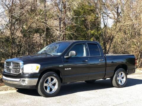 2008 Dodge Ram Pickup 1500 for sale at Coastal Auto Sports in Chesapeake VA