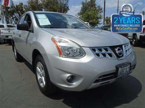 2012 Nissan Rogue for sale at Centre City Motors in Escondido CA