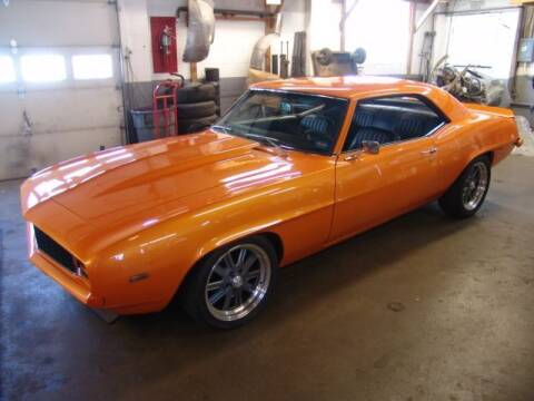 1969 Chevrolet Camaro for sale at Classic Car Deals in Cadillac MI